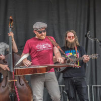 Little Smokies at DelFest 2018 - photo by Brady Cooling