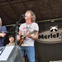 The Reunion Jam with Bela Fleck, John Cowan, Sam Bush and Jerry Douglas @MerleFest 2018, Saturday, April 28th on Hillside Stage - Photo by Alisa B. Cherry