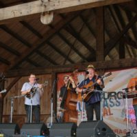 Seldom Scene at the May 2018 Gettysburg Bluegrass Festival - photo  by Frank Baker