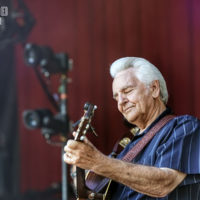 Del McCoury at DelFest 2018 - photo by Good Foot Media