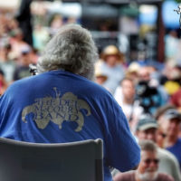 David Grisman at DelFest 2018 - photo by Good Foot Media