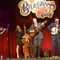 High Fidelity at Bluegrass & BBQ - photo by Martha Bohner