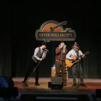 The Sons of the Silver Dollar at Silver Dollar City (May 2018) - photo by Michael Cignoli