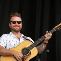 John Stickley at DelFest 2018 - photo by Will Rawls