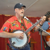 Smoke Rise at the 2018 Armuchee Bluegrass Festival - photo by Bobby Moore