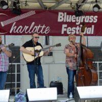 New Outlook at the 2018 Charlotte Bluegrass Festival - photo © Bill Warren