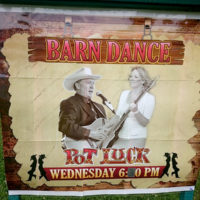 Barn Dance at Jenny Brook 2018 - photo by Darcy Cahill
