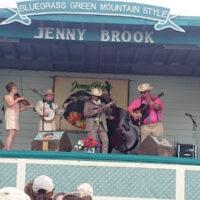 Po' Ramblin' Boys at the 2018 Jenny Brook Bluegrass Festival - photo by Dale Cahill