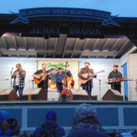 Seldom Scene at the 2018 Jenny Brook Bluegrass Festival - photo by Dale Cahill
