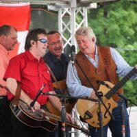 Farm Hands at the 2018 Remington Ryde Bluegrass Festival - photo by Frank Baker