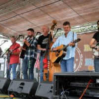 The Grascals at the 2018 Remington Ryde Bluegrass Festival - photo by Frank Baker