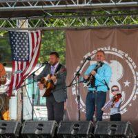 Remington Ryde at the 2018Remington Ryde Bluegrass Festival - photo by Frank Baker