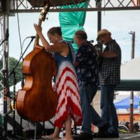 Coal County Express at the 2018Remington Ryde Bluegrass Festival - photo by Frank Baker