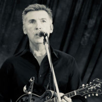 Alan Bibey at the 2018 High Mountain Hay Fever festival - photo by Kevin Slick