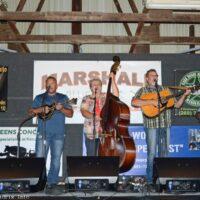 New Outlook at the Marshall Bluegrass Festival - photo © Bill Warren