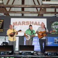 Harbourtown at the Marshall Bluegrass Festival - photo © Bill Warren