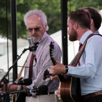 Terry Baucom & The Dukes of Drive at the 2018 Red, White & Bluegrass Festival - photo by Laura Tate Photography
