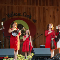 Williamson Branch at the 2018 Willow Oak Bluegrass Festival - photo © Beckie Howard