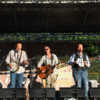 Lonesome River Band at the 2018Remington Ryde Bluegrass Festival - photo by Frank Baker