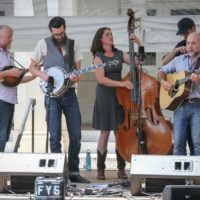 FY5 at Bluegrass on the Grass 2018 - photo by Frank Baker