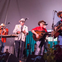Shania Twang with Red Knuckles & The Trailblazers at Grey Fox 2018 - photo © Tara Linhardt