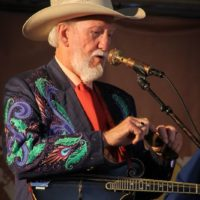 Doyle Lawson at the 2018Remington Ryde Bluegrass Festival - photo by Frank Baker