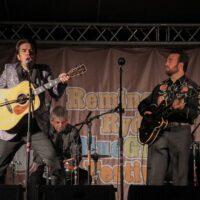 Malpass Brothers at the 2018Remington Ryde Bluegrass Festival - photo by Frank Baker