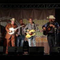 Po' Ramblin' Boys at the 2018 Remington Ryde Bluegrass Festival - photo by Frank Baker