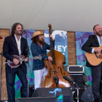 Songs From The Road Band at Grey Fox 2018 - photo © Tara Linhardt
