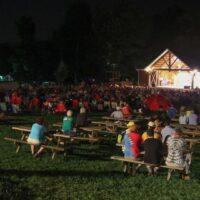 August 2018 Gettysburg Bluegrass Festival - photo by Frank Baker