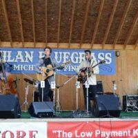 Malpass Brothers at the 2018 Milan Bluegrass Festival - photo © Bill Warren