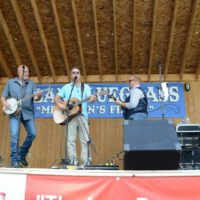 Lonesome River Band at the 2018 Milan Bluegrass Festival - photo © Bill Warren