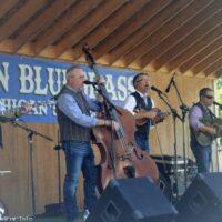 Balsam Range at the 2018 Milan Bluegrass Festival - photo © Bill Warren
