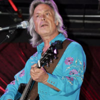 Jim Lauderdale at the 2018 Jam In The Trees - photo by Alisa B. Cherry