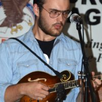 Jesse Manns with The Coachmen at the Huron Valley Eagles - photo © Bill Warren