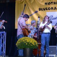 Nothin' Fancy at the 2018 Nothin' Fancy Bluegrass Festival - photo © Bill Warren