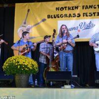 Nothin' Fancy at the Nothin' Fancy Bluegrass Festival - photo © Bill Warren
