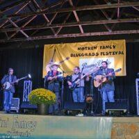 Doyle Lawson & Quicksilver at the Nothin' Fancy Bluegrass Festival - photo © Bill Warren