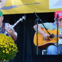 The Moron Brothers at the 2018 Nothin' Fancy Bluegrass Festival - photo © Bill Warren