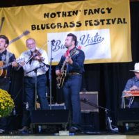 Malpass Brothers at the 2018 Nothin' Fancy Bluegrass Festival - photo © Bill Warren