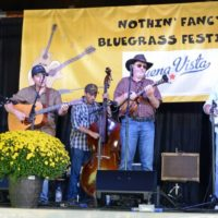 Nothin Fancy at the 2018 Nothin' Fancy Bluegrass Festival - photo © Bill Warren