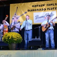 Remington Ryde at the 2018 Nothin' Fancy Bluegrass Festival - photo © Bill Warren