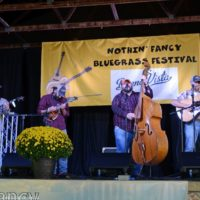 Deer Creek Boys at the 2018 Nothin' Fancy Bluegrass Festival - photo © Bill Warren