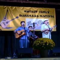 Nothin' Fancy at the 2018 Nothin' Fancy Bluegrass Festival - photo © Bill Warren