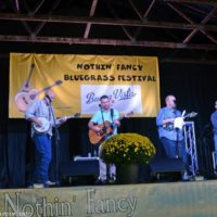Lonesome River Band at the 2018 Nothin' Fancy Bluegrass Festival - photo © Bill Warren