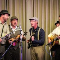 Appalachian Road Show at World of Bluegrass (9/25/18) - photo © Frank Baker