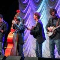 The Trailblazers at the 2018 World of Bluegrass (9/26/18) - photo © Frank Baker