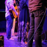 Barefoot Movement at World of Bluegrass (9/25/18) - photo © Frank Baker