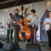 Mile Twelve at the 2018 Delaware Valley Bluegrass Festival - photo by Frank Baker