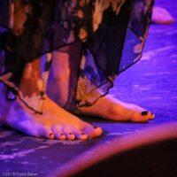 Noah Wall with Barefoot Movement at World of Bluegrass (9/25/18) - photo © Frank Baker